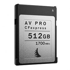 Angelbird AV PRO CFexpress 512 GB | 1 Pack