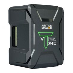 Anton Bauer Battery Titon 240 V-Mount