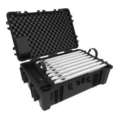 Astera Set of 8 Helios Tubes with Charging Case