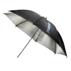 """Broncolor umbrella silver/black 105 cm (41.3"""")"""