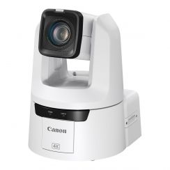 """Canon CR-N500WH, 4K indoor PTZ remote camera with 1"""" sensor"""