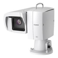 "Canon CR-X500, 4K outdoor PTZ remote camera with 1"" sensor"