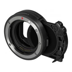 Canon Drop in Filter Mount Adapter EF-EOSR with ND Filter