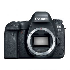Canon EOS 6D Mark II Camera Body