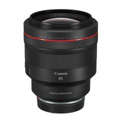 Canon RF 85mm f/1.2L USM Defocus Smoothing