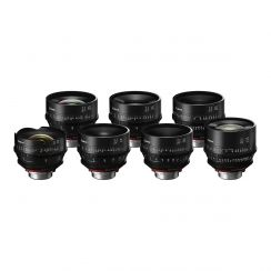 Canon Sumire Prime 7 Lens Kit - 14mm, 20mm, 24mm, 35mm, 50mm, 85mm, 135mm