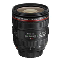 Canon EF 24-70mm f/4L IS USM Lens - Refurbished