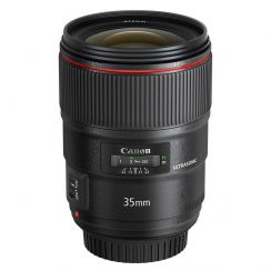Canon EF 35mm f/1.4L II USM Lens - Refurbished