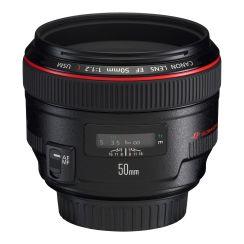 Canon EF 50mm f/1.2L USM Lens - Refurbished
