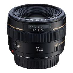 Canon EF 50mm f/1.4 USM Lens - Refurbished