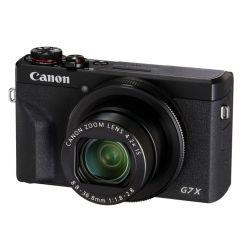 Canon G7X Mark III Powershot High Performance Digital Compact Camera (Black) - Refurbished