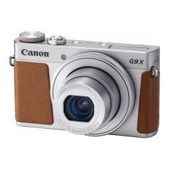 Canon G9X Mark II Powershot Compact Digital Camera (Silver) - Refurbished