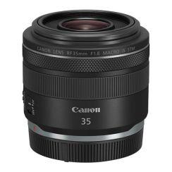 Canon RF 35mm F1.8 IS STM Macro Lens - Refurbished