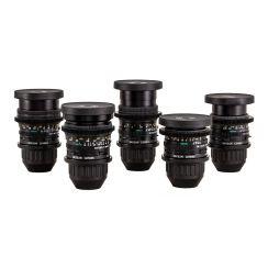 Mamiya Sekor C/N 645 Prime 5x Lens Kit (PL Mount) (35mm f3.5, 45mm f2.8, 55mm f2.2, 80mm f2.8 150mm f3.5)