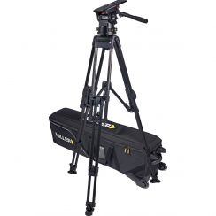Miller CiNX 5 2 Stage Tripod system with AG Spreader