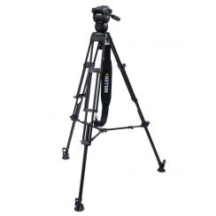 Miller System CX6 Toggle 2-Stage Tripod