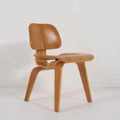 Eames Chair DCW Natural