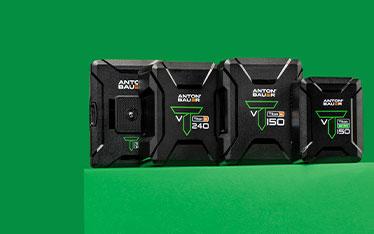 Batteries & Monitors