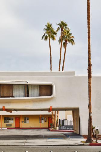Musicland Hotel, Palm Springs