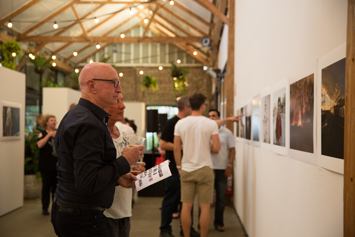 this Tiime It's Personal Sydney Photography Exhibition Raising money for charity