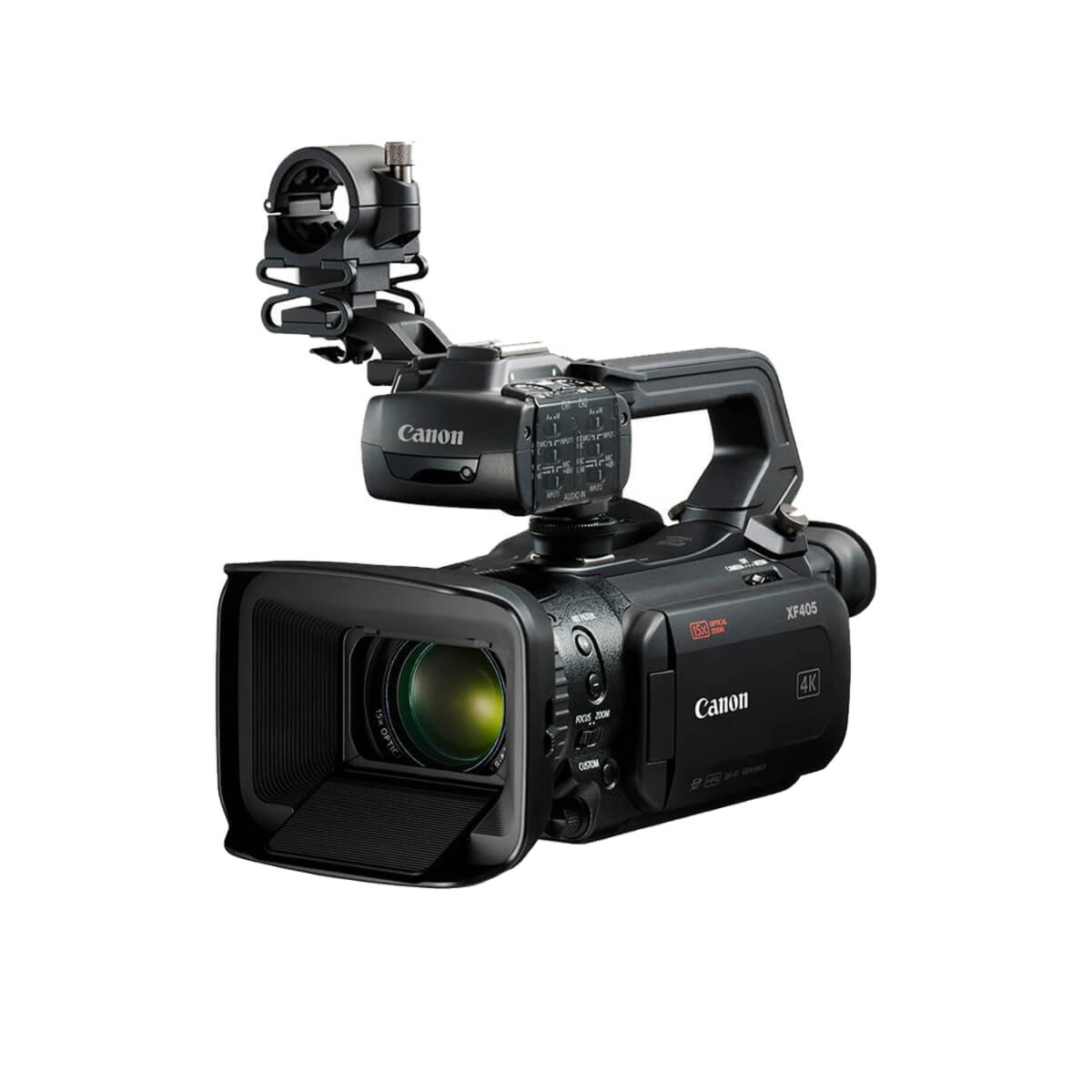 Canon XF405 4K video camera