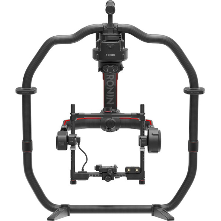 DJI Ronin 2 stabilizer/gimbal for shooting cinema, motion and film.