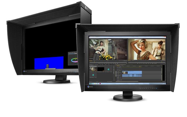 Eizo Coloredge CG279X 27 inch self calibrating monitor for imaging professionals