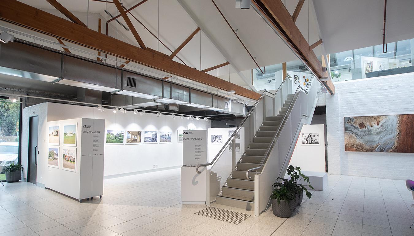 SUN Melbourne Skylight Gallery