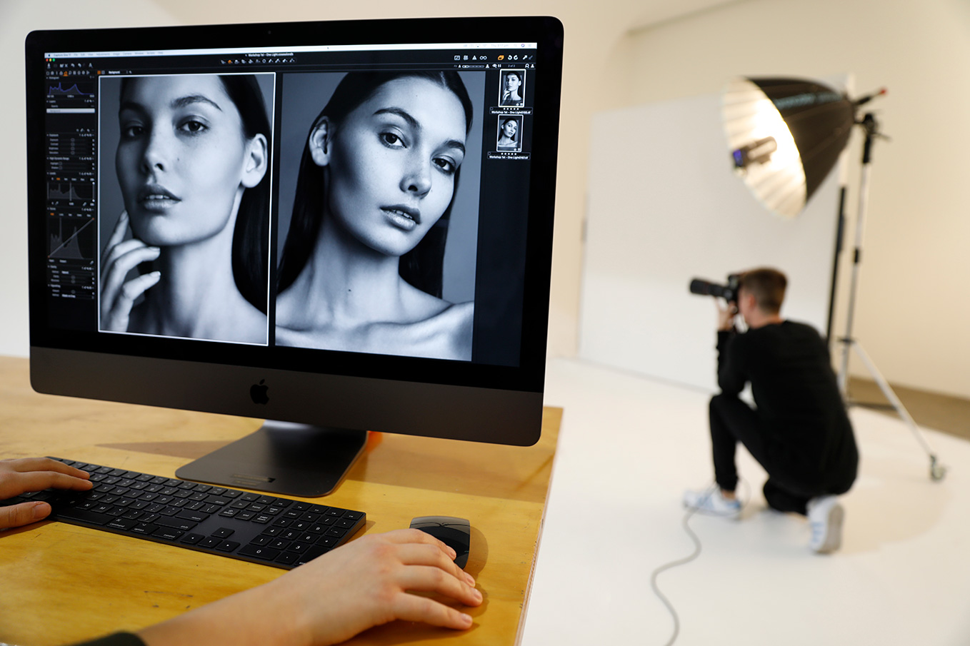 SUSTUDIOS hires digital and lighting for photography and cinema shoots