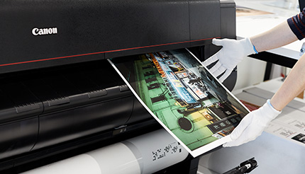 SUNSTUDIOS fine art printing.