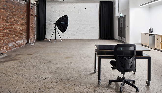 Studio 2 Sun Studios Photo Studio Hire Melbourne