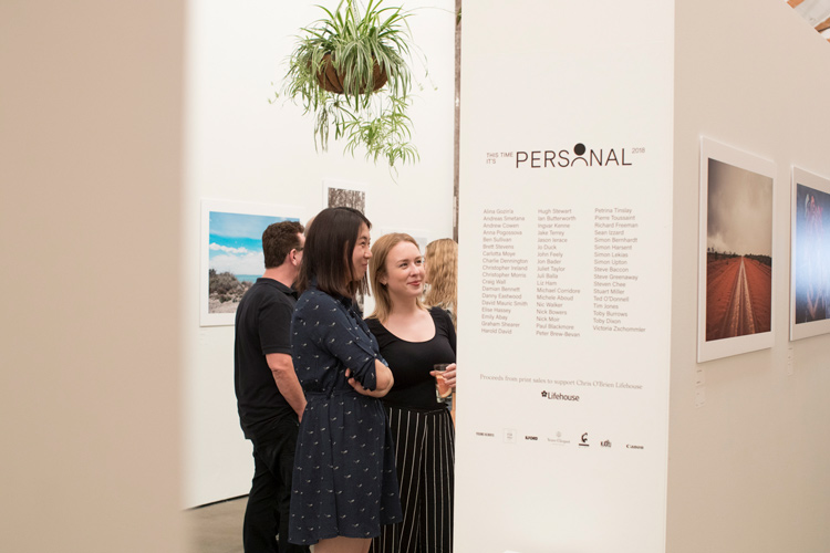 This Time It's Personal Exhibition SUNSTUDIOS Sydney 2018