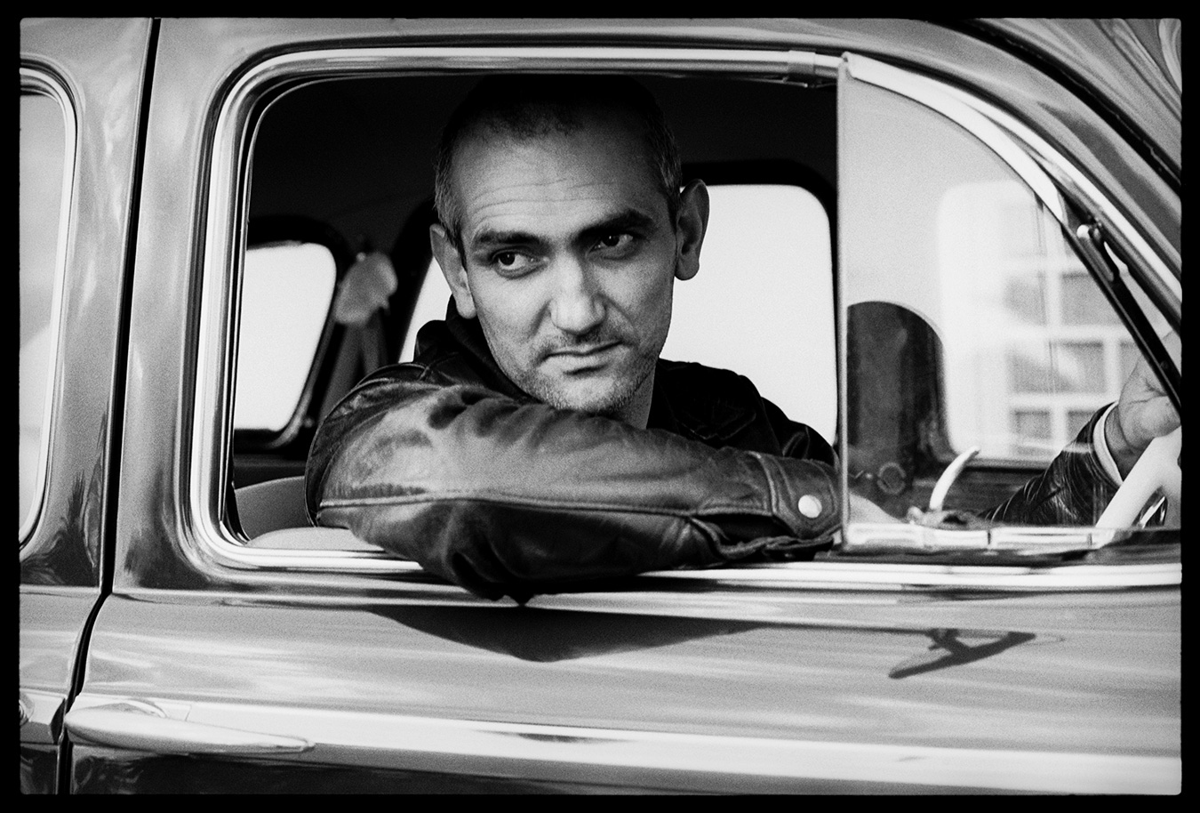 Paul Kelly 1996 by Wendy McDougall.