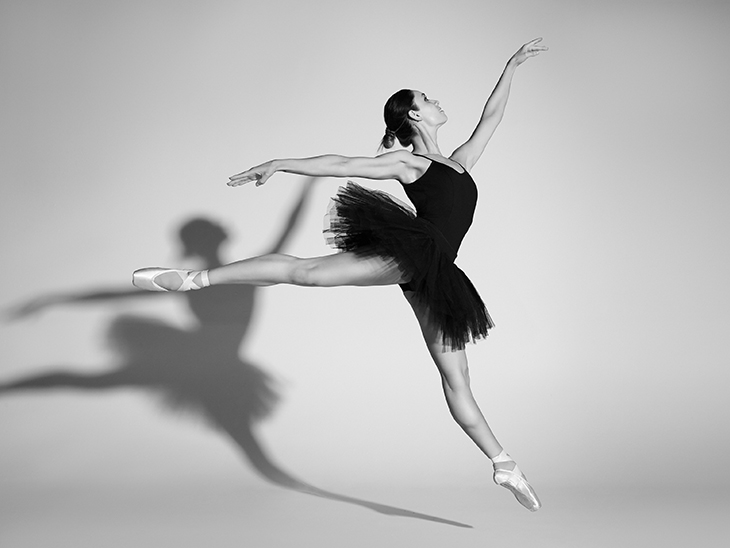 Nat Debono from Beats on Pointe by Simon Everiss
