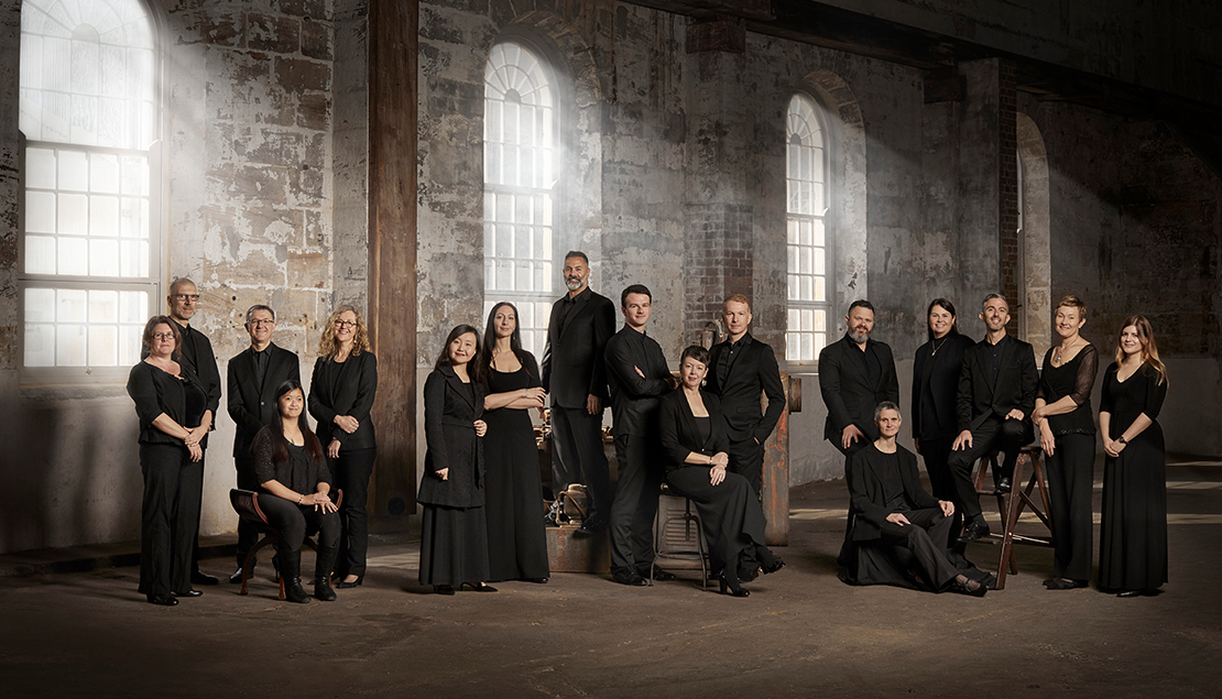 The Sydney Chamber Choir by Pedro Greig SUNSTUDIOS photography Cockatoo Island