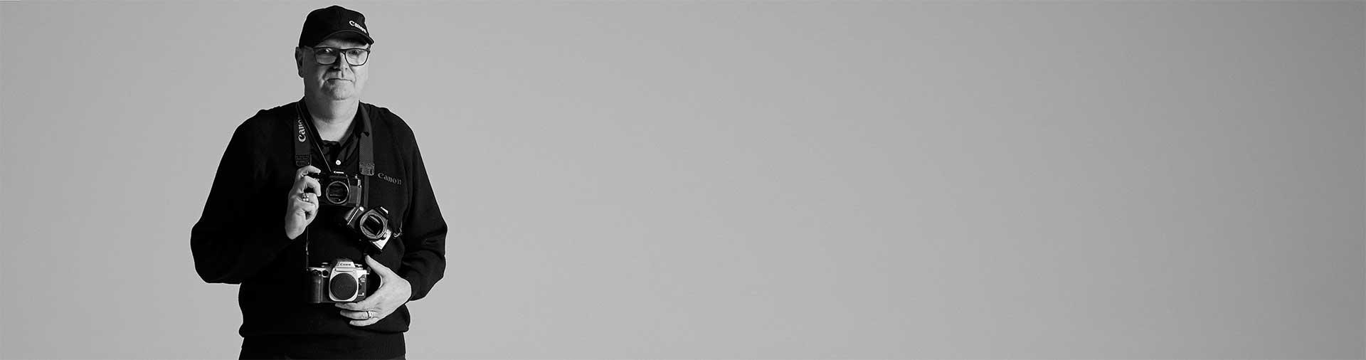 black-and-white-portrait-of-camera-technician-phillip-reid-by-kristina-yenko
