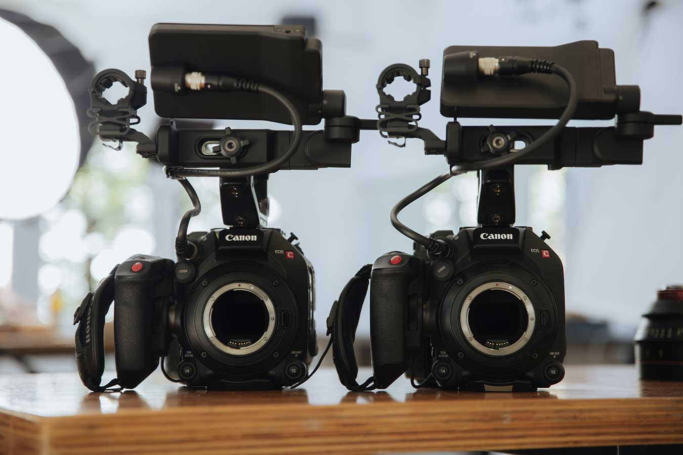 The new Canon C300 Mark III launches today