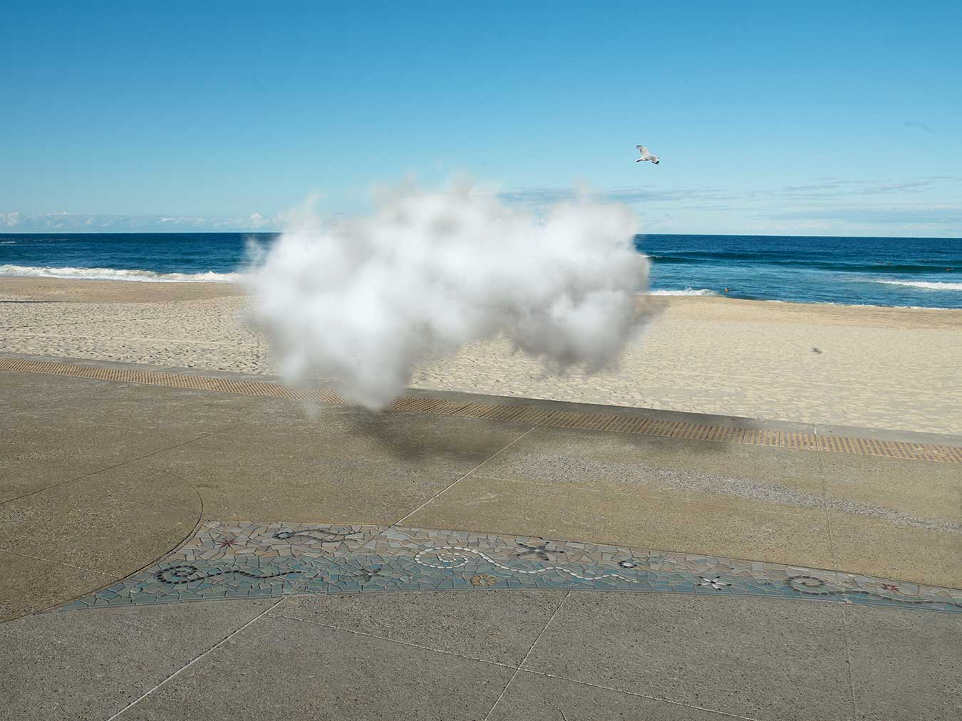 white-fluffy-cloud-at-the-beach-at-ground-level