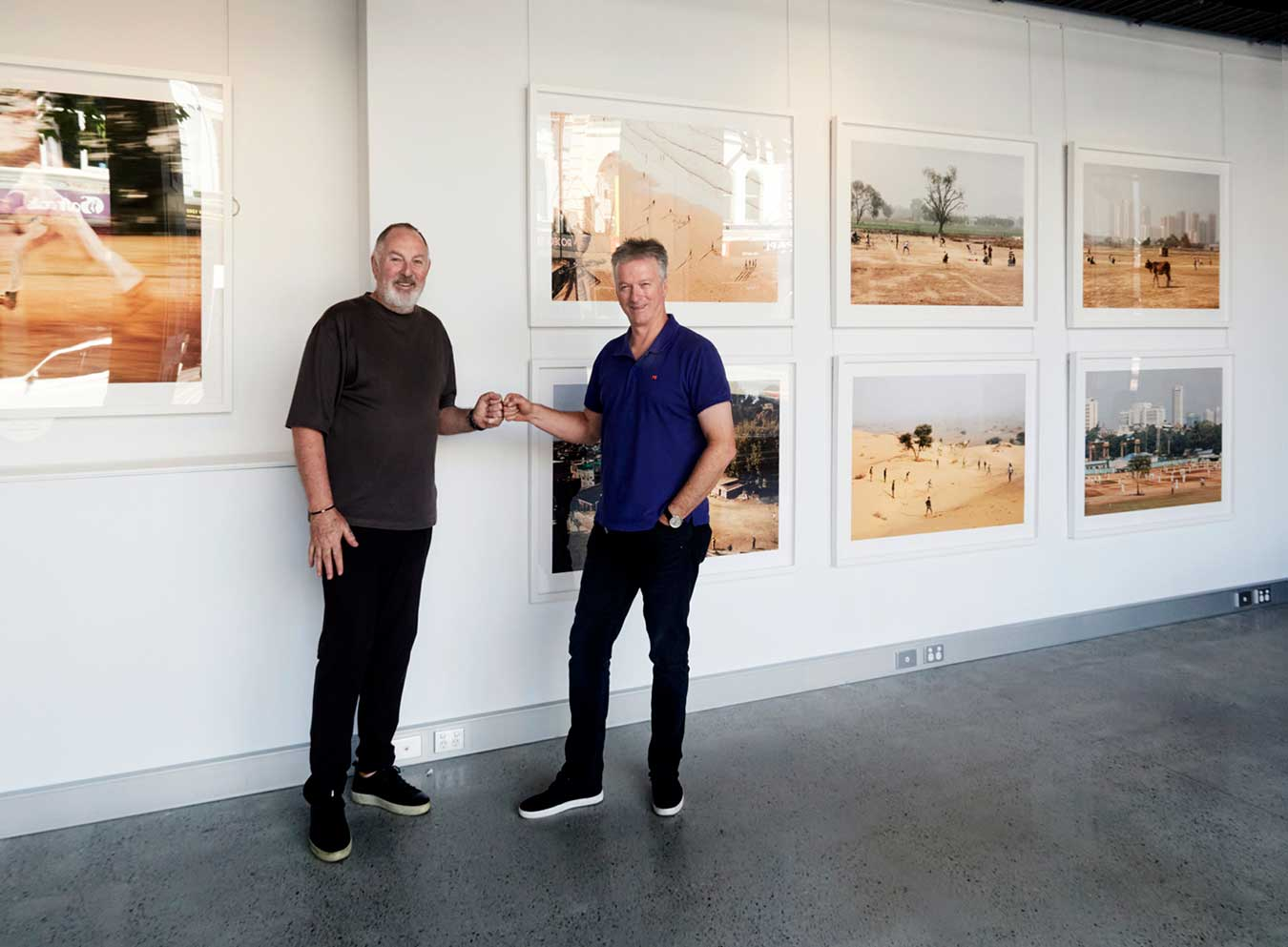 steve-waugh-inside-his-photography-exhibition