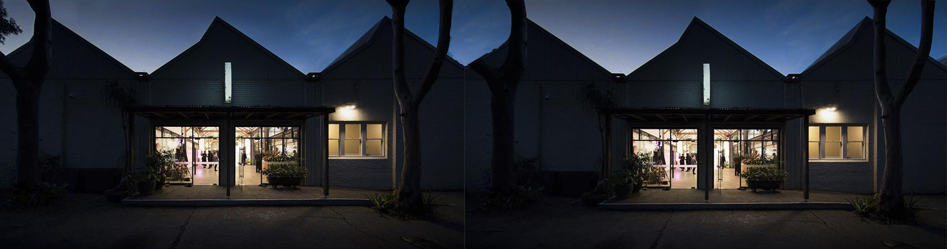 sunstudios-sydney-exterior-at-night