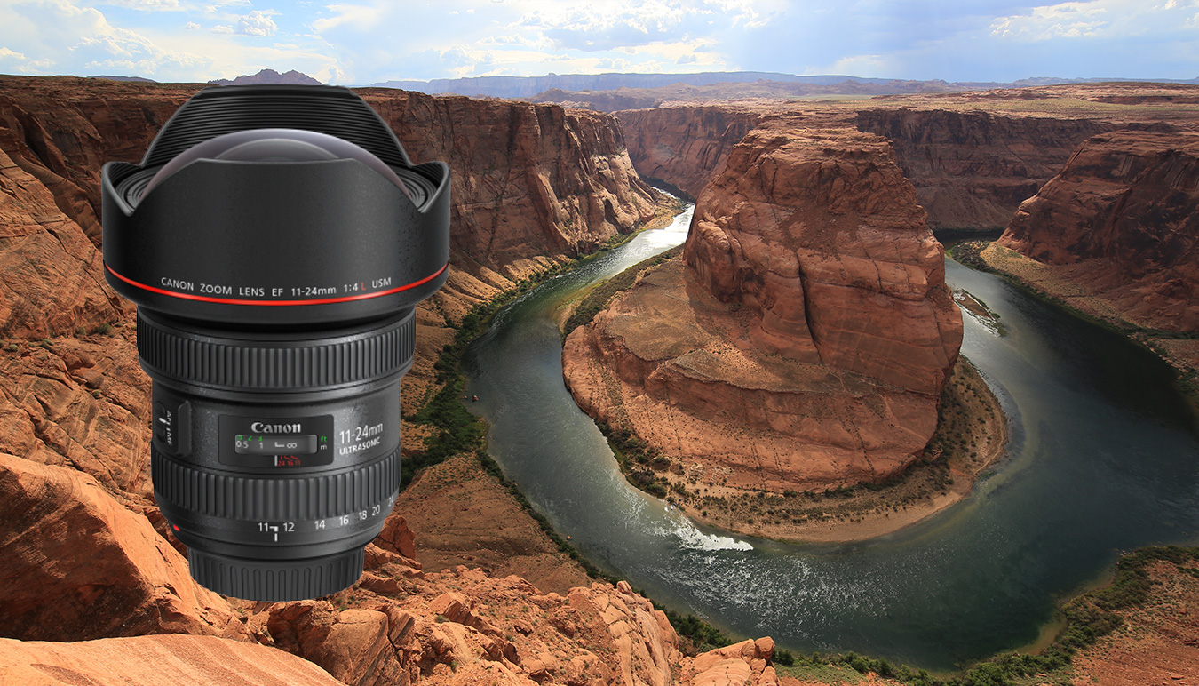 Canons EF 11-24mm f/4L USM wide angle rectilinear full frame lens is now available for hire in both Sydney and Melbourne