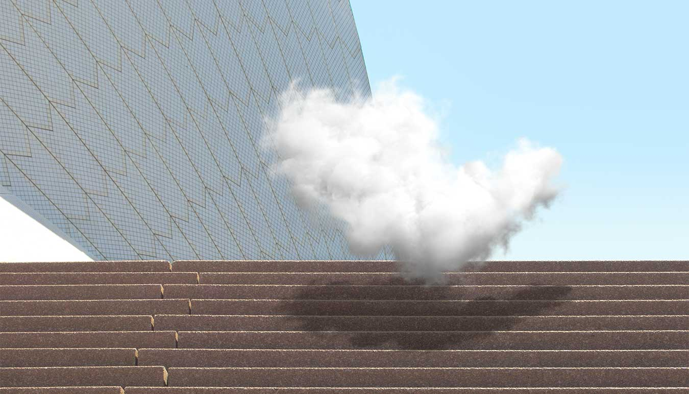 fluffy-cloud-on-sunny-day-on-the-opera-house-steps