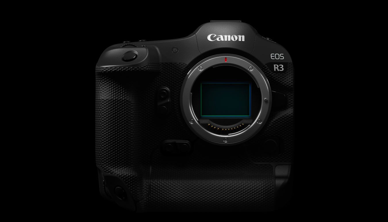 canon-eos-r3-against-black-background