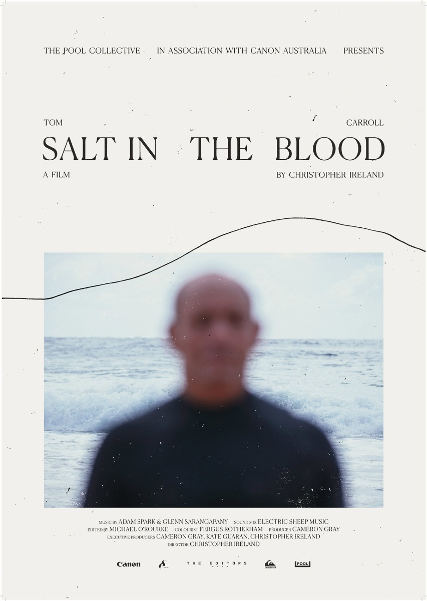 Salt in the Blood promotional poster
