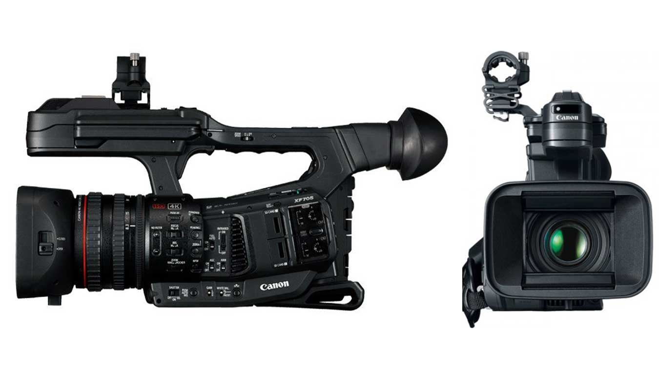 canon-xf705-camera-side-and-front-view