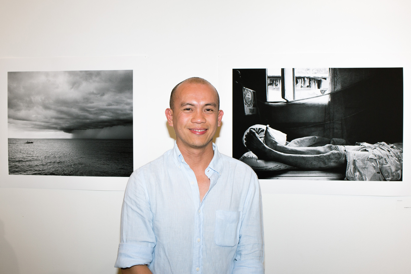 Norberto Tongoy, Runner-Up at the 2017 SUNSTUDIOS Emerging Photographer Award in Sydney