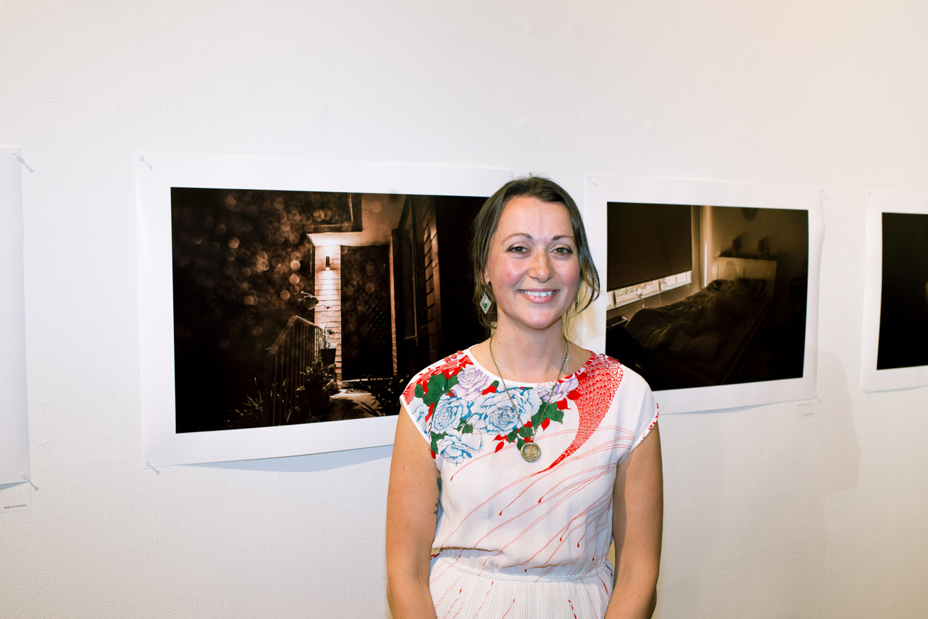 Annette Ruzicka, winner of the 2017 SUNSTUDIOS Emerging Photographer Award in Sydney.